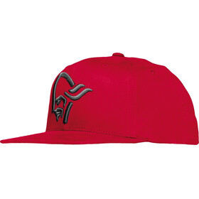 Norrøna /29 Snap Back Cap Jester Red